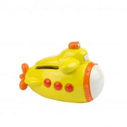 Spaarpot gele onderzeeër