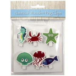 Clips sea creatures