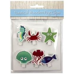 Knijperset zeedieren