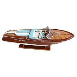 Speedboot model Riva - 67 cm - HOGE kwaliteit
