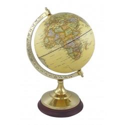 Globe - cream- brass - S / M / L