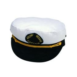 Captains cap - White