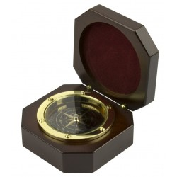 Compass Fit for the Captain's Cabin