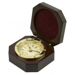 Horloge adaptée à la cabine du capitaine