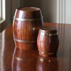 Barrel-style Moneybox