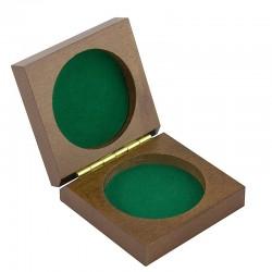 Houten kistje (leeg) voor F/C-7153 of F/C-7154