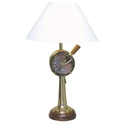 Lamp op machine telegraaf