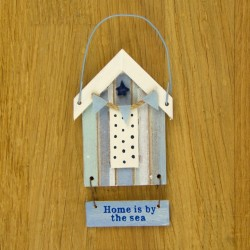 Text Board Beach House - Home is by the sea