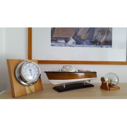 Schnellboot Modell Riva - 35 cm