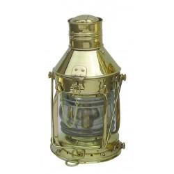 Ankerlamp - olie messing  32 cm