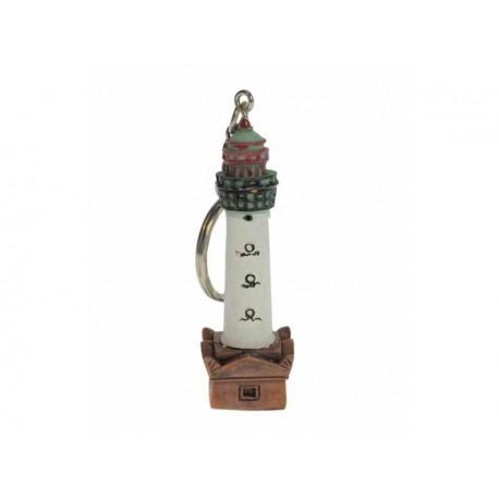 Porte-clés phare Egmond