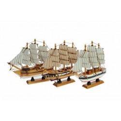 Tallship - 16 / 24 / 33 cm (3 assorti)
