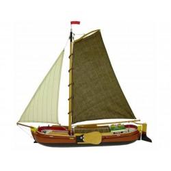 Zeilboot Skutsje - 30 / 74 cm
