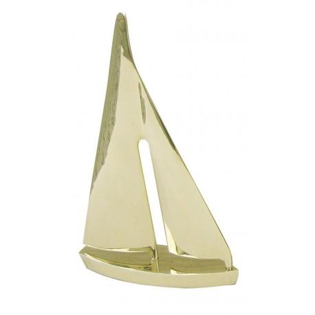 Segelboot Messing - 10 / 12 / 15 / 20 cm