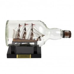 Ship in a bottle HMS Victory - 22 cm