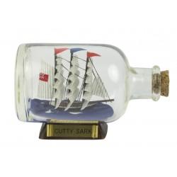 Flaschenschiff Cutty Sark