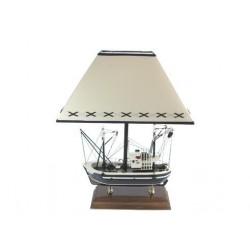 Lampe auf Fischerboot - 220V - 54 cm