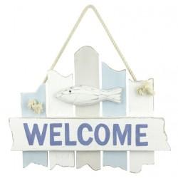 """Beach Décor """"WELCOME"""" - 28 cm"""