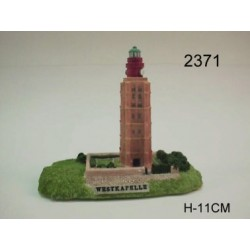 Lighthouse Westkapelle - 11 x 5.9 cm