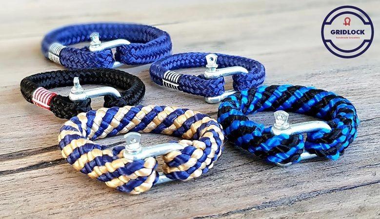 Gridlock - Dutch handemade bracelets